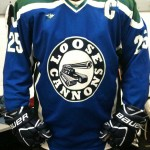 Loose Cannons Sublimated Hockey Jersey